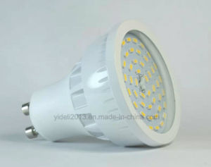 High Lumens 120degree GU10 6W SMD LED Spotlight with Cover pictures & photos