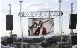 P8 Truss Outdoor LED Screen Video Wall for Rental pictures & photos