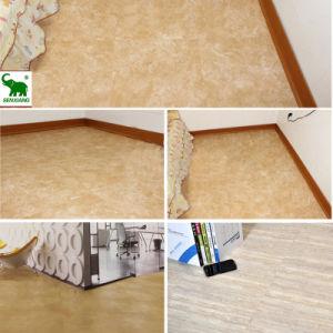 PVC Imitation Jade Marble Tile Flooring