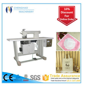 20 Years of Professional Manufacturing Ultrasonic Machine for Non Woven Fabric Bag Lace Making and Sewing (Ce Approved) pictures & photos
