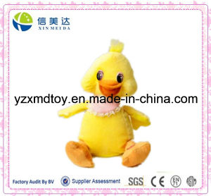 Singing and Dancing Musical Electronic Duck Plush Toy pictures & photos