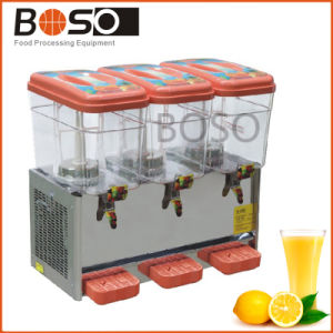 3 Tank 30L Juice Dispenser with Cold and Hot Fuction pictures & photos