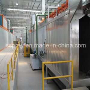 Integrated Automatic Powder Coating Line