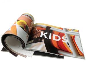Vivid Saddle Stiching Kid Book