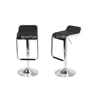 Square Seat Design Swivel Bar Stool Chair Counter Kitchen pictures & photos