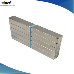 Wholesale High Quality Neodymium Iron Boron Block Shape Magnets for Motor pictures & photos