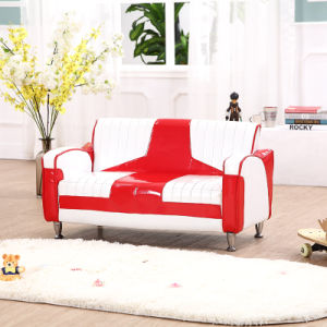 Children Leather Sofa/ Home Sofa Set/ Children Furniture pictures & photos