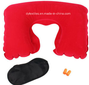 Competitive Quality &Price U Shape Inflatable Neck Pillow Car Pillow pictures & photos