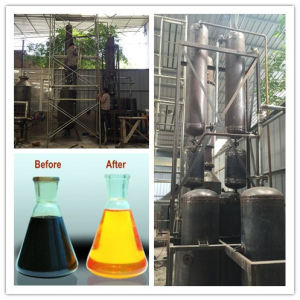 Waste Oil Distillation Machine (Series EOS) pictures & photos