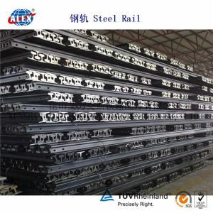Indian Standard Is3443-1980 Steel Rail (ISCR 50/ISCR 60/ISCR 70/ISCR 80/ISCR 100/ISCR 120) pictures & photos
