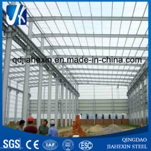 Famous Low Cost Steel Structure Factory Warehouse Garage pictures & photos