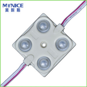 SMD2835 4PCS LED Module with Five Years Guarantee and UL Ce RoHS Certificate From Super Factory pictures & photos