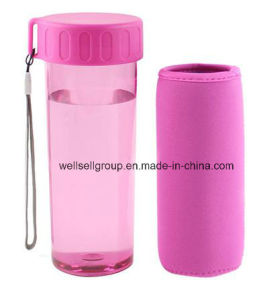 as Water Tea Drinking Bottle with Cover Stubby Holder (CPBZ-4044) pictures & photos