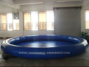Inflatable Pool for Water Walking Ball/0.9mm Inflatable Swimming Pool/Water Pool for Sale D2014 pictures & photos