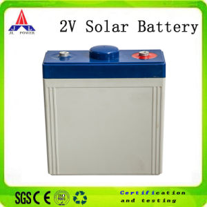 Long Life Solar Battery for Power System (2V300ah)