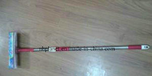 Telescopic Window Wiper with Angled Head pictures & photos