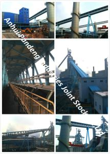Steel Cord Conveyor Belt Application in Cement pictures & photos