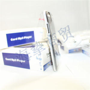 Card MP3 MP3 Player Gift pictures & photos