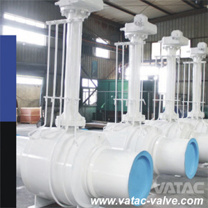 Forged Steel A105/F304/F316 Body Full Welded Ball Valve pictures & photos