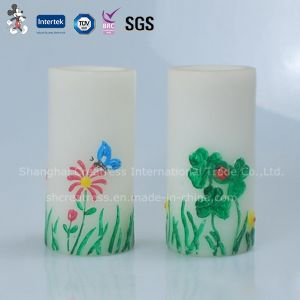Colorful Electronic Flameless Wax LED Candle for Sale pictures & photos