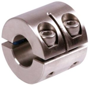 Metric Size Double Split Double Width Stainless Steel Shaft Clamping Colla pictures & photos