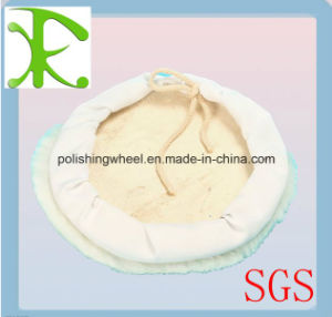 Wholesale Wool Polishing Pad with String pictures & photos