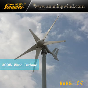 Sunning Mini Serires 300W Wind Generator pictures & photos
