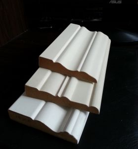 Primed MDF&Wood Molding pictures & photos