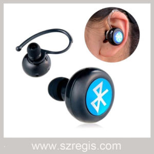 Mini Handfree Stereo Wireless Bluetooth Earbuds Headset Earphone pictures & photos