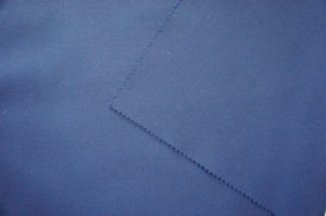 Blue Wool Fabric for Suit Twill pictures & photos