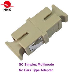 Sc Simplex No Ears Typefiber Optic Adapter pictures & photos