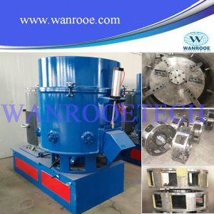 Waste PP/PE Film Plastic Agglomerator pictures & photos
