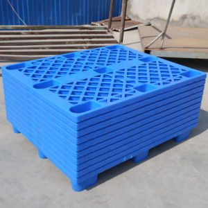 1200X1000 mm Light One Way Plastic Pallet for Shipping pictures & photos