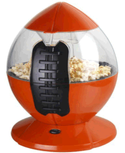 Performance Hot Air China Popcorn Machine pictures & photos