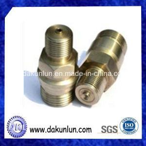 CNC Lathe Centers, CNC Wire Cutting Machine Metal Parts pictures & photos