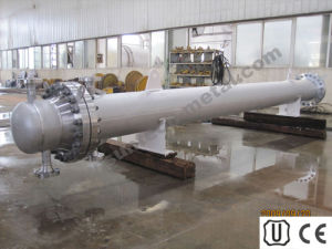 Ss316L Stainless Steel Tubular Heat Exchanger pictures & photos