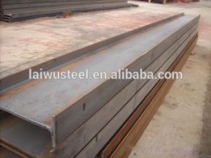 ASTM Gr65 High Quality Hot-Rolled Steel H Beam (GR65) pictures & photos