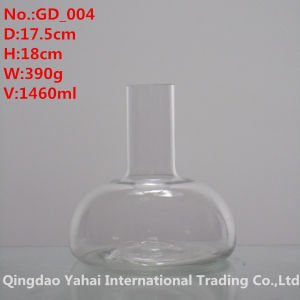 1460ml Clear Colored Glass Decanter pictures & photos