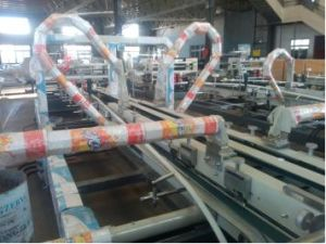 High Speed Automatic Carton Pasting Machine Folding Gluing Machine pictures & photos