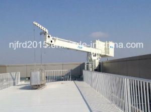 Working Height 350m Building Maintenance Units Bmu pictures & photos