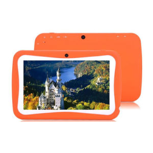 7 Inch Android 5.1 Capacitive Touch Screen Kids Learning and Playing Tablet PC pictures & photos