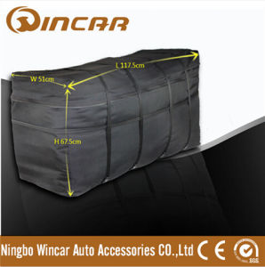600D Oxford Polyester Auto Rear Luggage Bag Car Cargo Bag pictures & photos