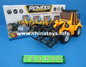 Battery Operated Engineering Car Vehicle Toy with Music (7916182) pictures & photos