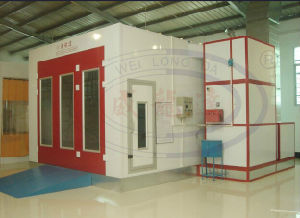 Hot Auto Car Paint Booth with CE Wld8200 (Standard) pictures & photos