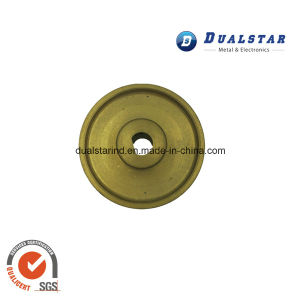 Precise Brass Wheel for Air Conditioner