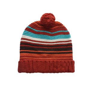 Plain 100% Acrylic Winter Hats pictures & photos