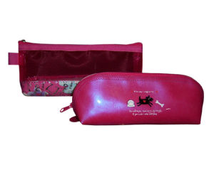 Promotional PU Leather School Students Pencil Bag (BCP10396) pictures & photos
