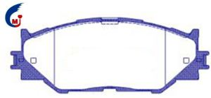 Auto Brake Pads for Lexus OEM: 0446553020 pictures & photos