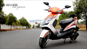 Sport E-Motorcycle Scooter Backward Driving Support pictures & photos
