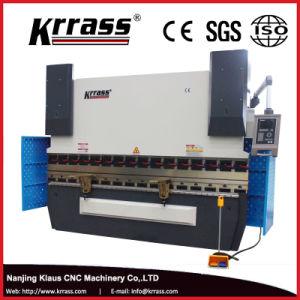 Da52s MB8 CNC Press Brake with Ce